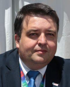 Fabrice Carbonel, chargé de mission auprès du président de Bosh France